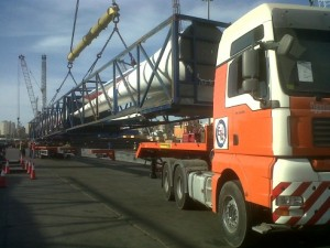 Handling at the Port2