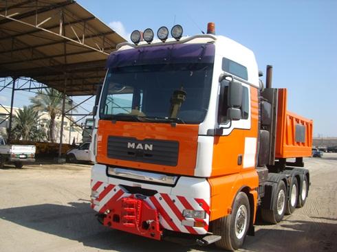 MAN 660 HP